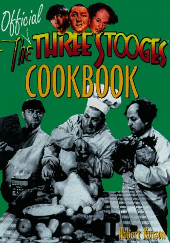 9780809229291: The Official Three Stooges Cookbook