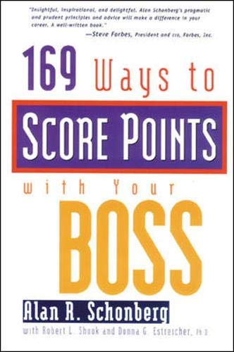 9780809229994: 169 Ways to Score Points With Your Boss