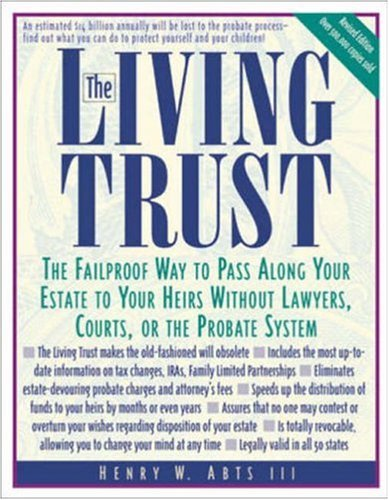9780809230310: The Living Trust