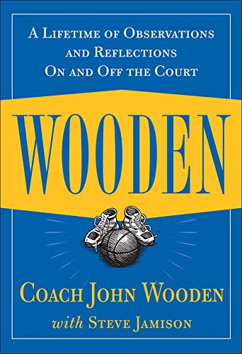 9780809230419: Wooden: A Lifetime of Observations and Reflections On and Off the Court