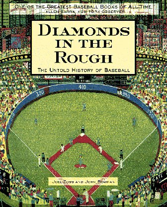 9780809232345: Diamonds in the Rough: The Untold History of Baseball