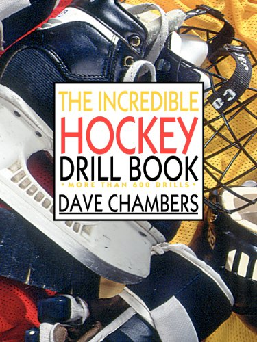 9780809232543: The Incredible Hockey Drill Book: More Than 600 Drills