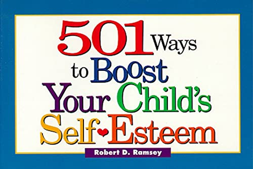 9780809233915: 501 Ways to Boost Your Child's Self-esteem