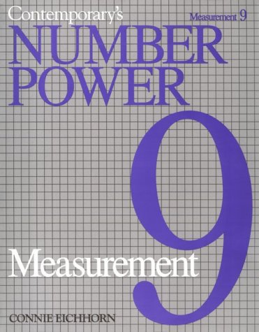9780809234141: Contemporary's Number Power 9: Measurement