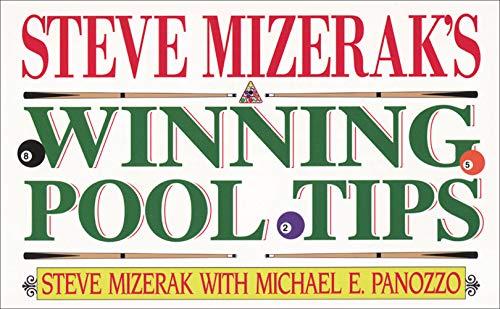 Steve Mizerak's Winning Pool Tips (9780809234288) by Steve Mizerak; Michael E. Panozzo