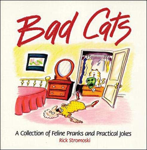 Bad Cats: Rick Stromoski