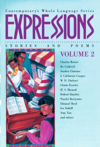9780809236480: Expressions: Stories and Poems, Vol. 2 (Contemporary's Whole Language Series)