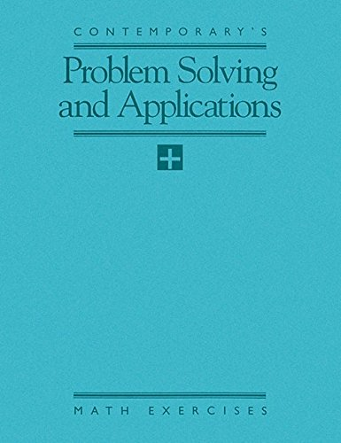 9780809236893: Math Exercises: Problem Solving & Applications - 10 Pack