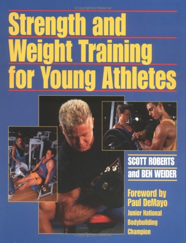 9780809236978: Strength and Weight Training for Young Athletes