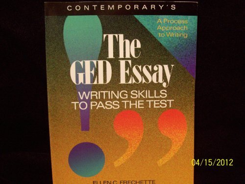 the ged essay writing skills to pass the test About this course this helpful test prep course can help you prepare for all areas of the language arts portion of the ged test, including language conventions and usage, writing and reading comprehension skills.
