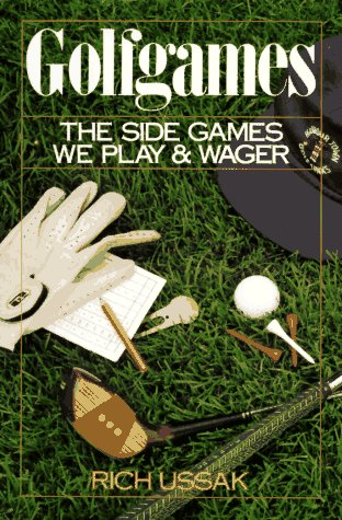 9780809237999: Golfgames: The Side Games We Play and Wager