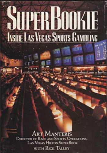 9780809238453: Super Bookie: Inside Las Vegas Sports Gambling