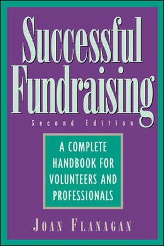 9780809238460: Successful Fundraising : A Complete Handbook for Volunteers and Professionals
