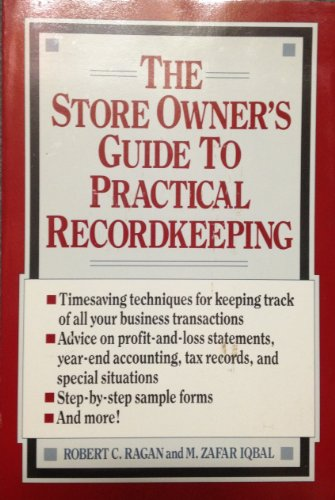 9780809239085: The Store Owner's Guide to Practical Recordkeeping