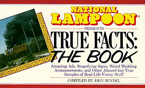 National Lampoon Presents True Faces: The Book