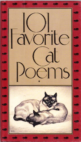 101 Favorite Cat Poems