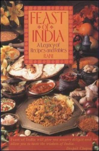 9780809240951: Feast of India: A Legacy of Recipes and Fables