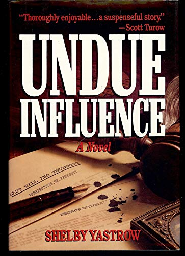 9780809241095: Undue Influence: A Novel