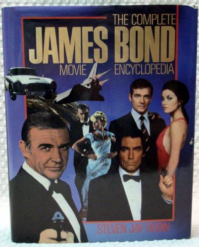 9780809241613: The Complete James Bond Movie Encyclopedia