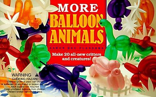9780809241835: More Balloon Animals