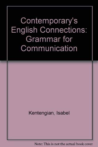 9780809242061: Contemporary's English Connection: Grammar for Communication : Book 2