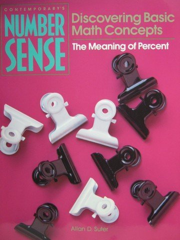9780809242214: The Meaning of Percent (Contemporary's Number Sense: Discovering Basic Math Concepts)