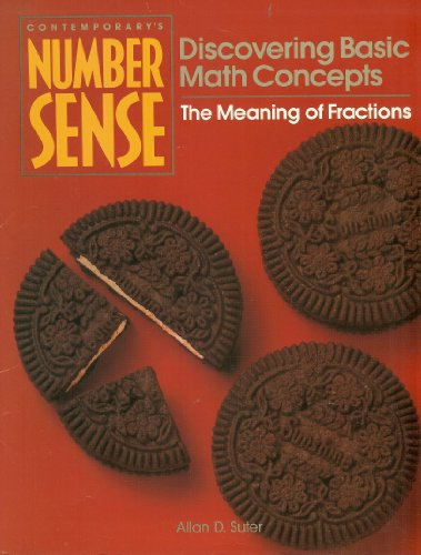 9780809242269: The Meaning of Fractions (Number Sense)