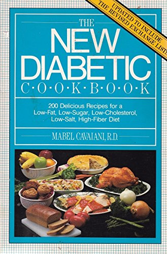 9780809242511: New Diabetic Cook Book