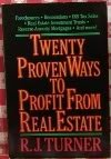 9780809242566: Twenty Proven Ways to Profit from Real Estate