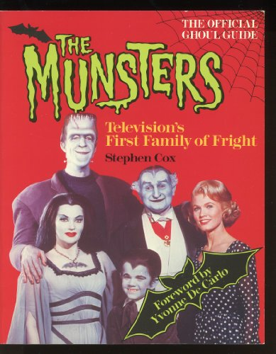 9780809242917: The Munsters: Television's First Family of Fright