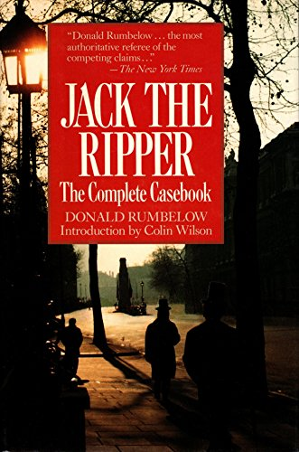 9780809244713: Jack the Ripper: Compl Casebk