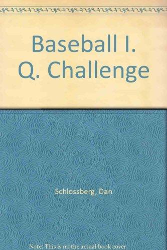 9780809245260: The Baseball I.Q. Challenge
