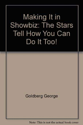 Making it in showbiz: Goldberg, George