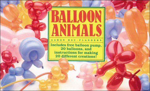 9780809245932: Balloon Animals