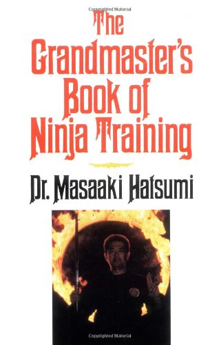 9780809246298: The Grandmaster's Book of Ninja Training