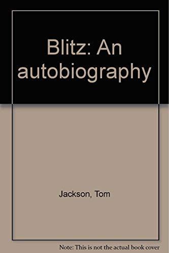 9780809246625: Blitz: An autobiography