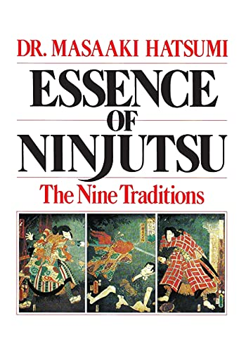 9780809247240: Essence of Ninjutsu