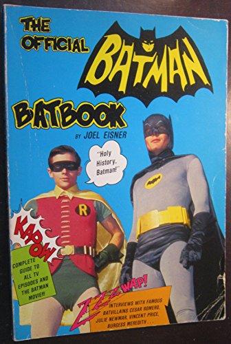 The Official Batman Batbook: Eisner, Joel