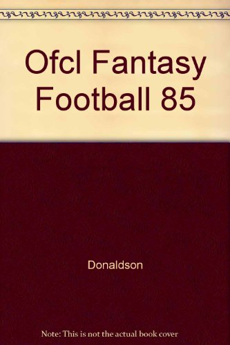 9780809251452: Ofcl Fantasy Football 85