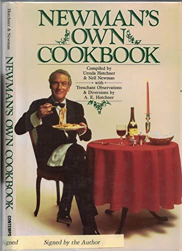 9780809251568: Newman's Own Cookbook: A Veritable Cornucopia of Recipes, Food Talk, Trivia, and Newman's Pearls of Wisdom