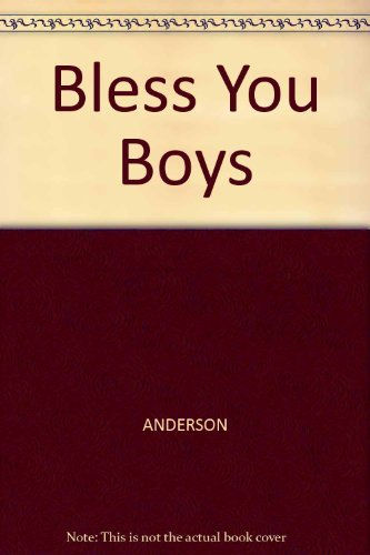 9780809252459: Bless You Boys: Diary of the Detroit Tigers' 1984 Season
