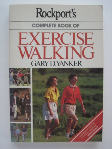 9780809253210: Rockport's Complete Book of Exercise Walking