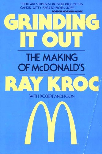 9780809253456: Grinding It Out: The Making of McDonald's
