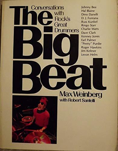 9780809254859: Big Beat: Talking W/ Drummers