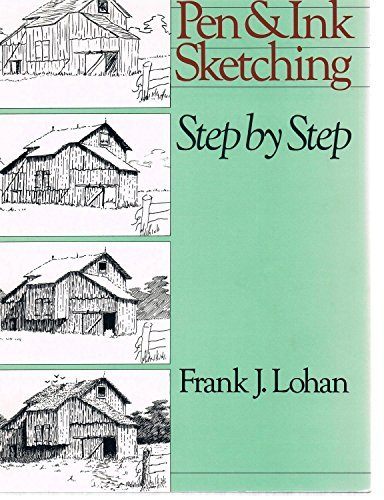 9780809255054: Pen and Ink Sketching: Step-By-Step