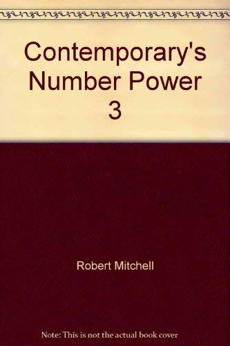 9780809255184: Contemporary's Number Power 3