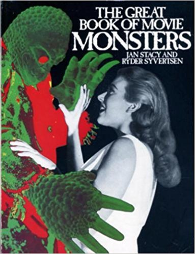 9780809255252: The great book of movie monsters