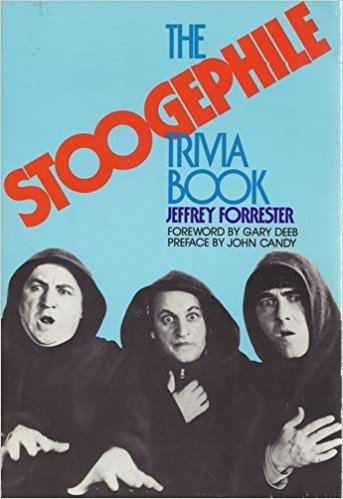 9780809256136: The Stoogephile Trivia Book