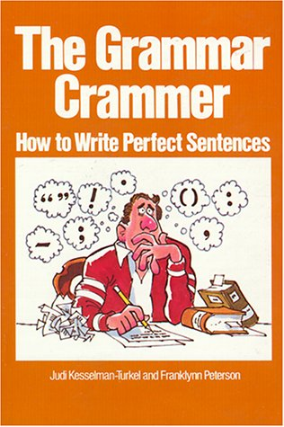 The Grammar Crammer (0809256541) by Judi Kesselman-Turkel