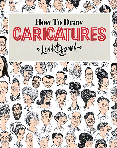 How to Draw Caricatures: Redman, Lenn